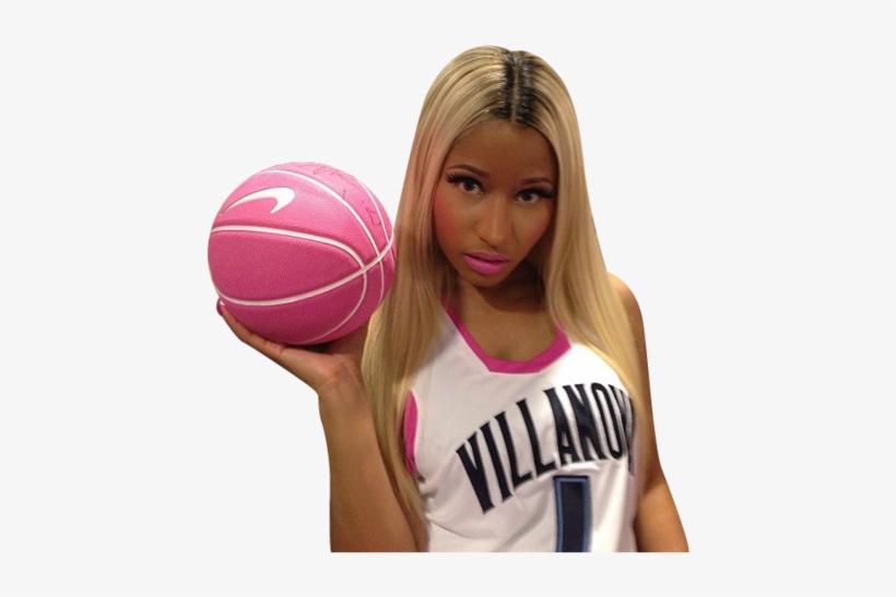 Transparent, Nicki Minaj, And Overlay Image - Nicki Minaj Villanova, transparent png #1576710