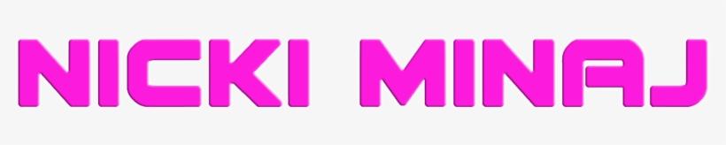 Nicki Minaj Image - Nicki Minaj Logo Png, transparent png #1576753