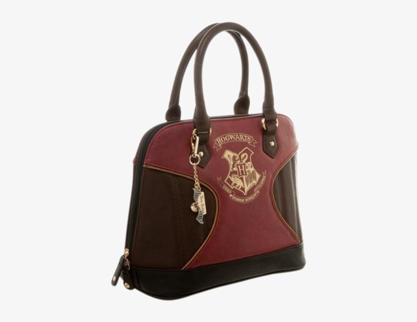 Clipart Freeuse Stock Luggage Drawing Harry Potter - Harry Potter Handbag - Hogwarts - For Women -, transparent png #1576843