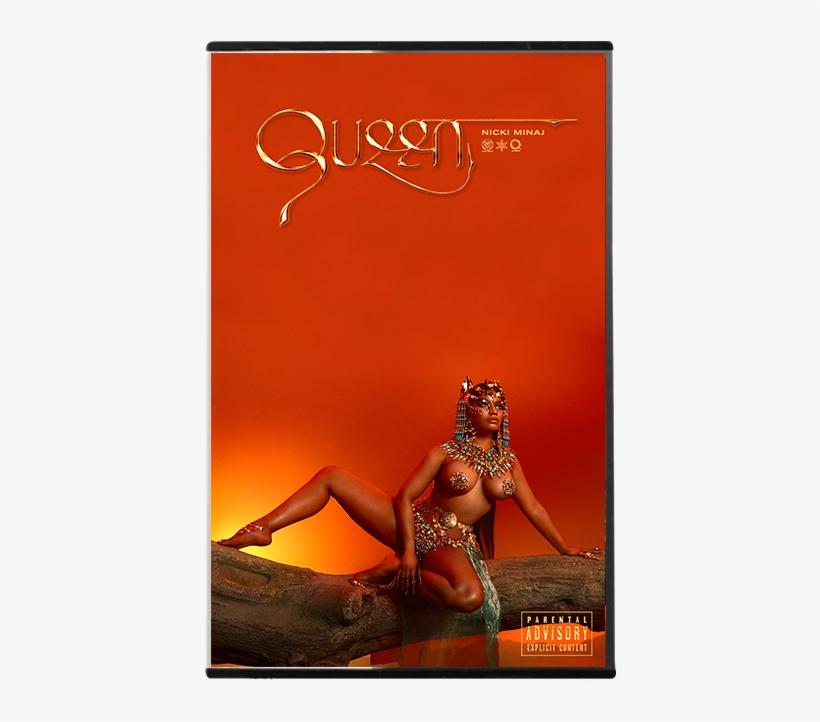 Queen Cassette - Queen Cover Nicki Minaj, transparent png #1576865