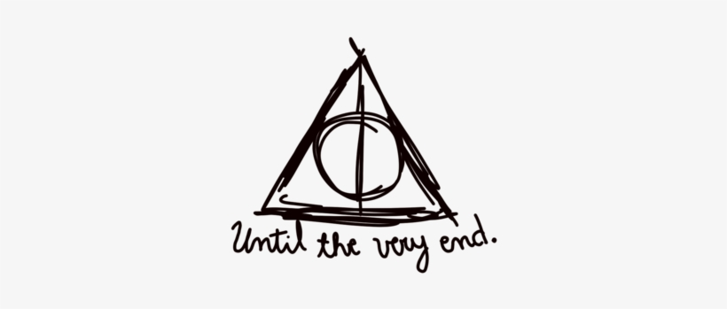 Harry Potter, Always, And Deathly Hallows Image - Png Harry Potter, transparent png #1577021