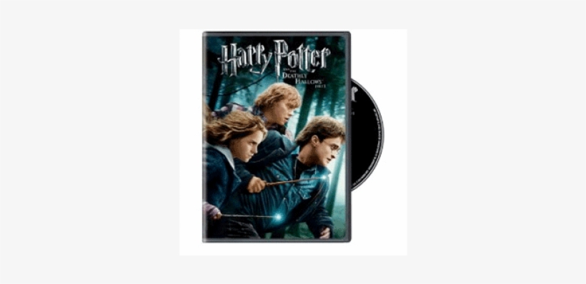 99 Harry Potter And The Deathly Hallows Part 1 Dvd - Harry Potter & The Deathly Hallows, Part 1 [dvd], transparent png #1577094