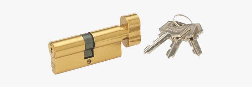 3 Keys Png Jpg Transparent Stock - Cylinder Lock Png - Free