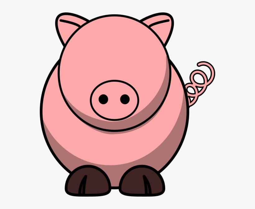 Eye Clipart Pig ~ Frames ~ Illustrations ~ Hd Images - Pig Clip Art, transparent png #1580016