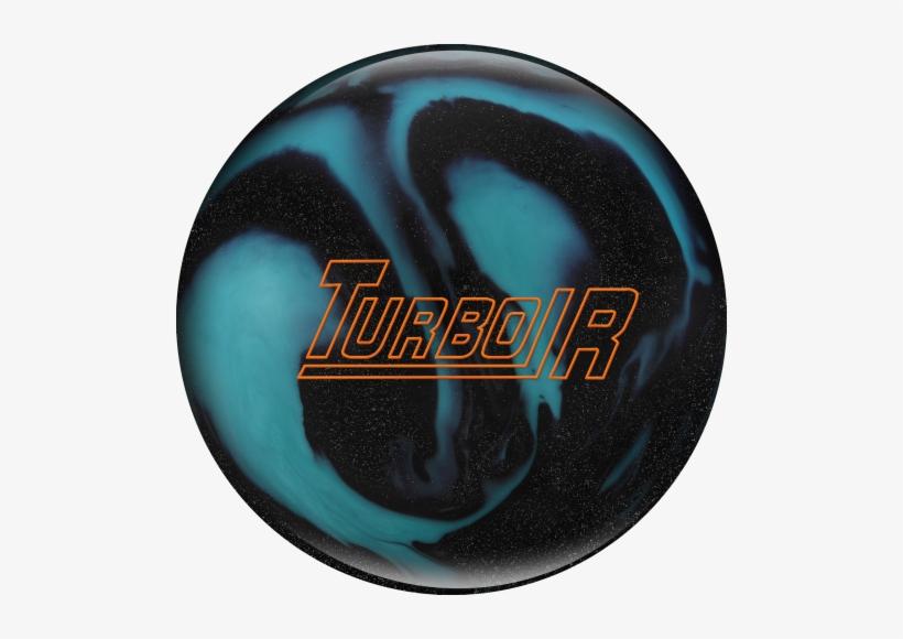 Ebonite Turbo R Black Aqua Sparkle Bowling Ball - Ebonite Turbo R Bowling Ball, transparent png #1581172