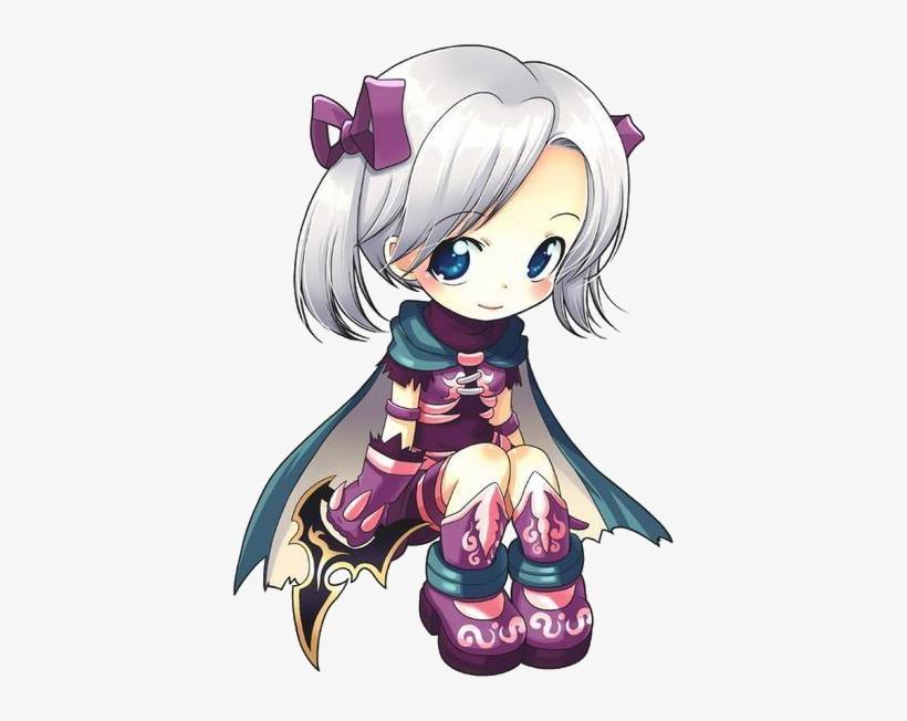 Graphics Chibi 571237 - Anime Chibi Gif Png, transparent png #1581590