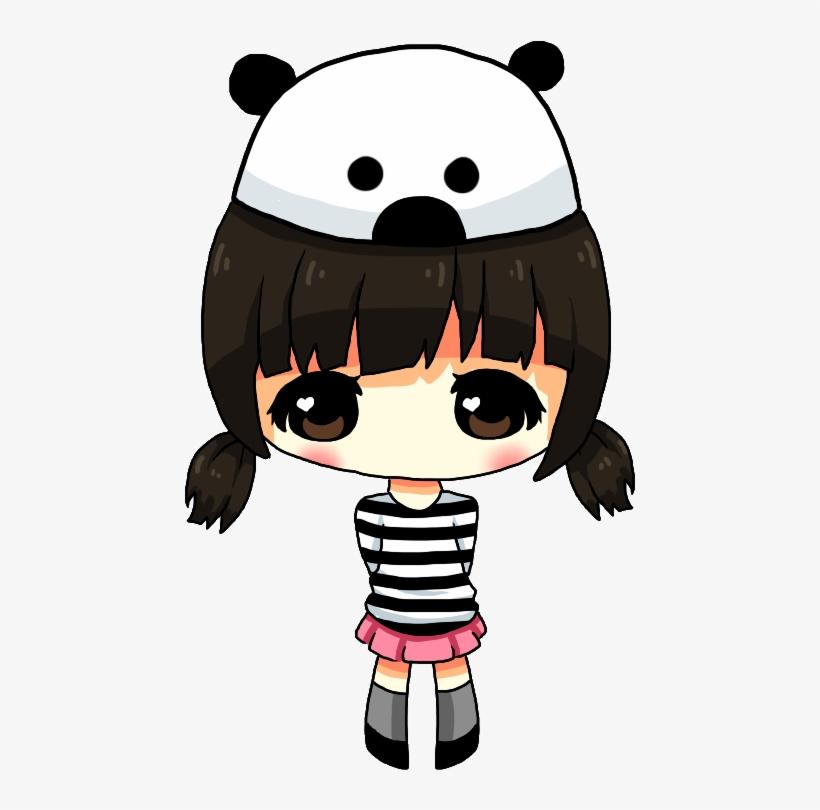 Chibi Drawing Cartoon Anime - Kawaii Chibi Chibi Girl, transparent png #1581879