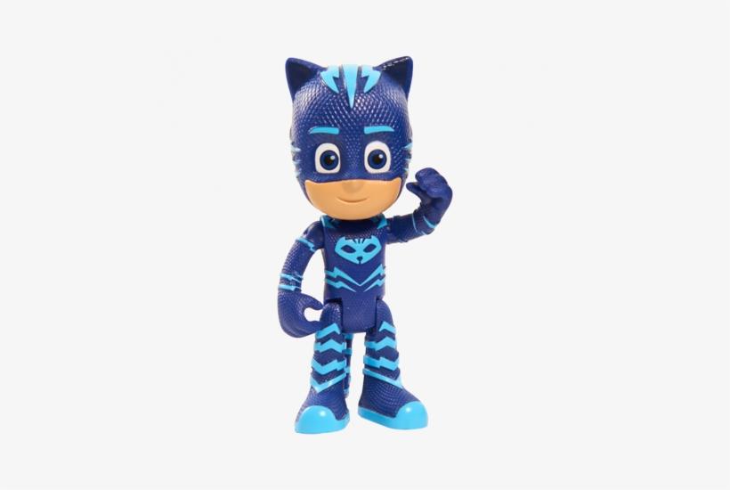 Pj Masks Single Figure Catboy - Pj Masks Toys Catboy, transparent png #1582800