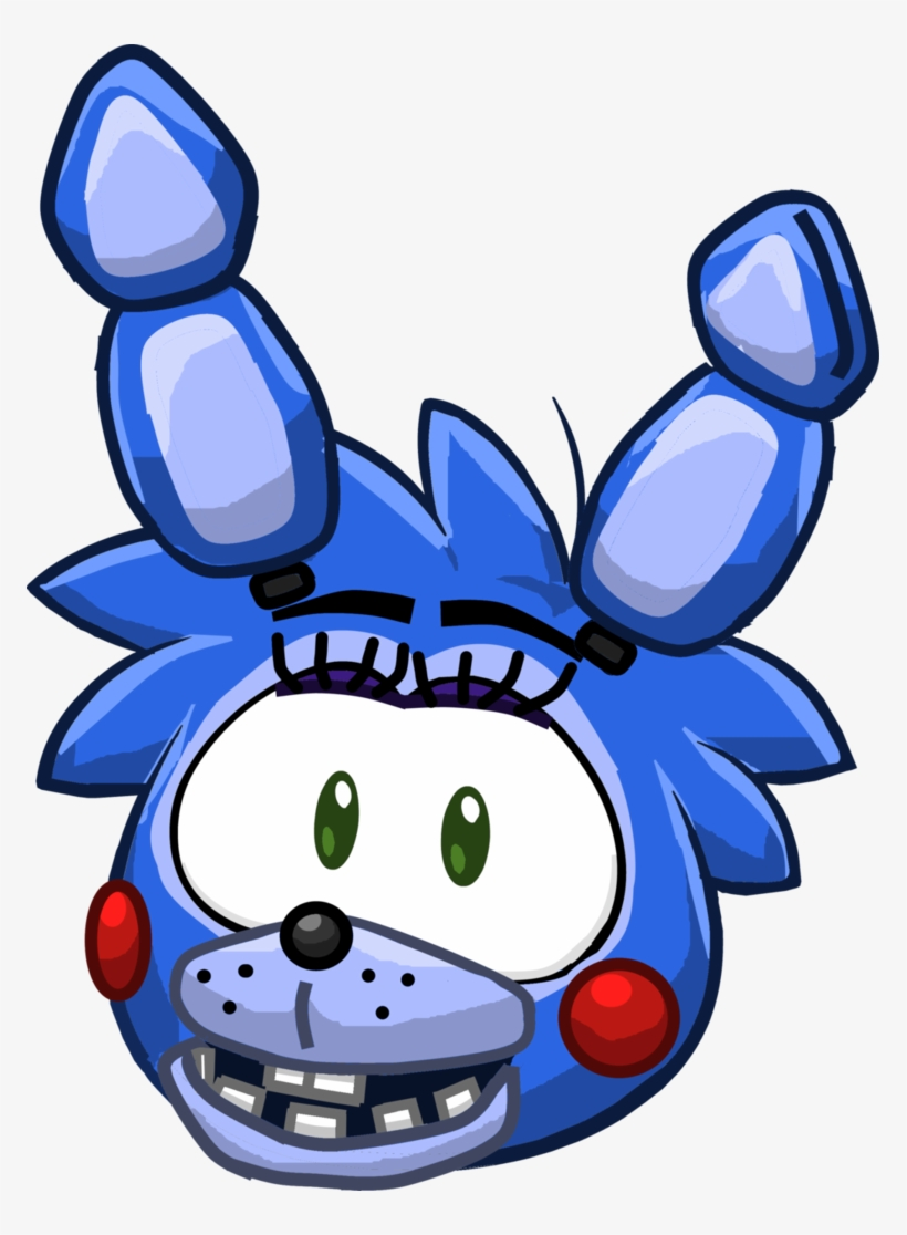 Puffle Toy Bonnie Five Nights Five Nights At Freddys Club Penguin