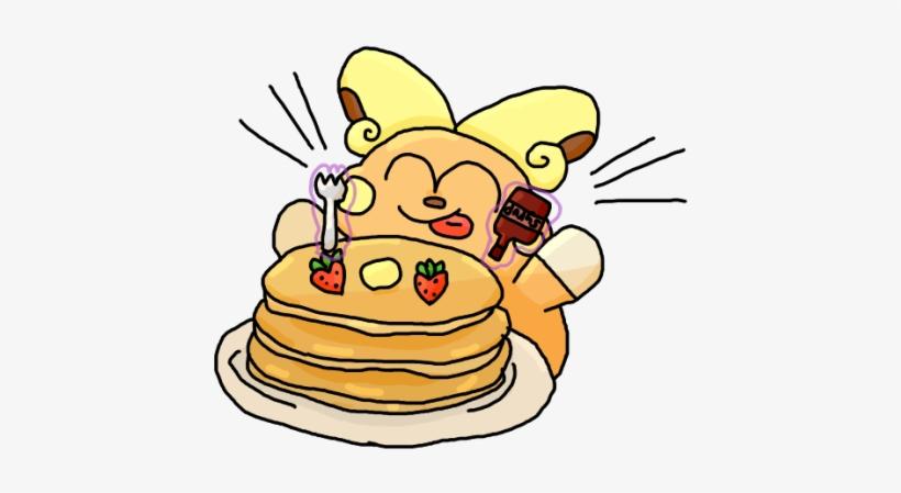 I Hope Alolan Raichu Really Likes Their Pancakes Galette Des
