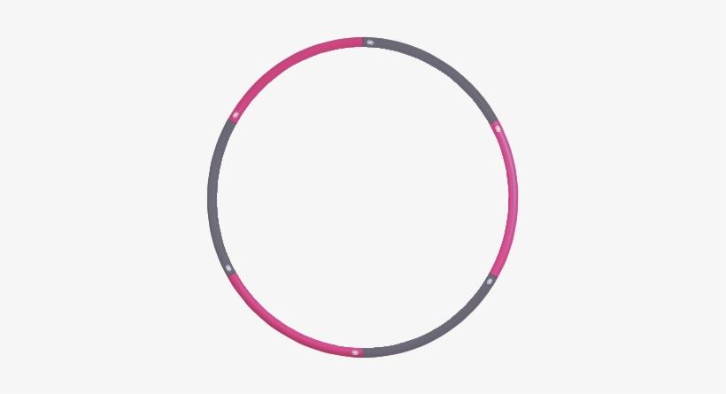 Fitness Mad Standard Nbr Hula Hoop - Instagram Photo Circle Frame, transparent png #1589290