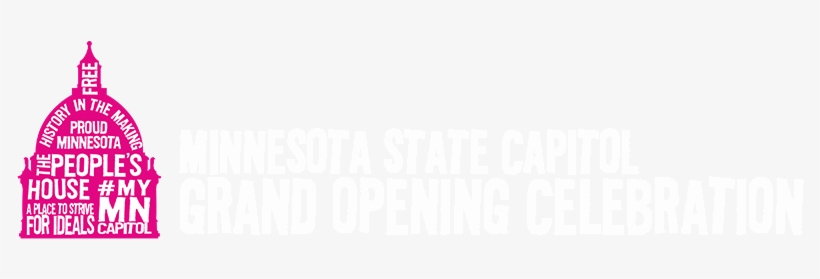 Minnesota State Capitol Grand Opening - Mn State Capitol Grand Opening, transparent png #1591778