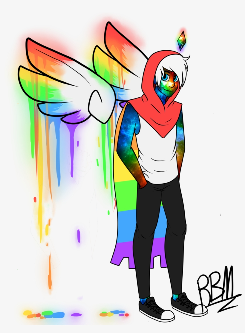 28 Collection Of Pride Drawings - Drawings Of Gay Pride, transparent png #1593705