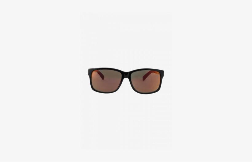 Titan Mens Flash Red Glares - Sunglasses, transparent png #1594509
