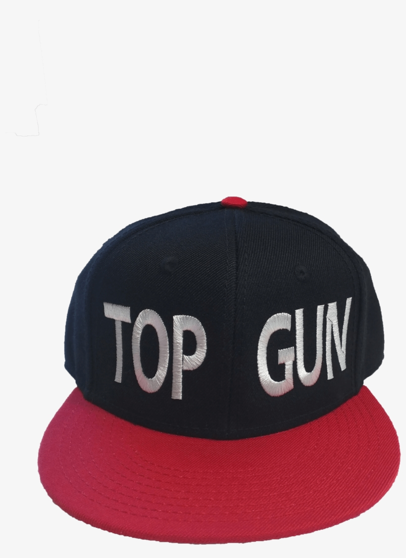 Custom Embroidered Hats - Top Gun - Free Transparent PNG