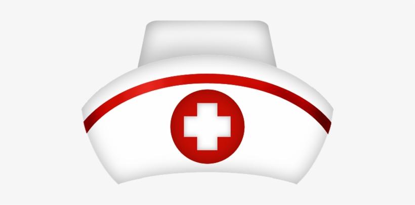 a656bc1db Jpg Library Nurse Hat Clip Art Medical Pinterest And - Cartoon Nurse ...