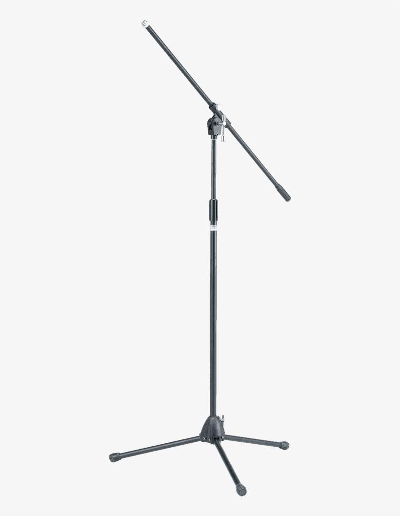 Tama Ms205 Standard Series Telescoping Boom Mic Stand - Tama Boom Microphone Stand Black, transparent png #1599185