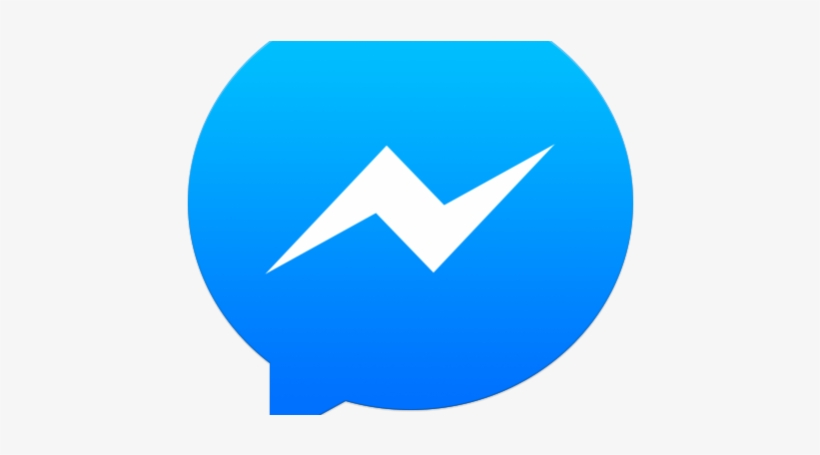 Facebook Messenger, transparent png #1599677