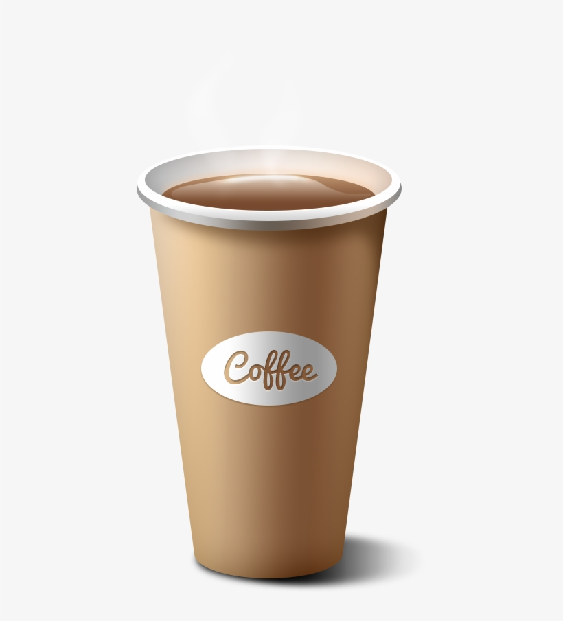 Paper Coffee Cup Png Photos - Coffee Paper Cup Png, transparent png #160088
