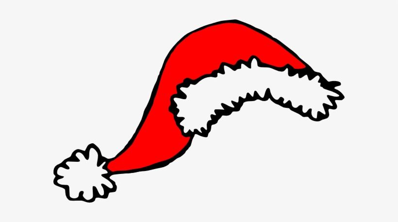 2e34dac0d Beard Clipart Transparent Background - Santa Hat Clipart No Background, transparent  png #160772