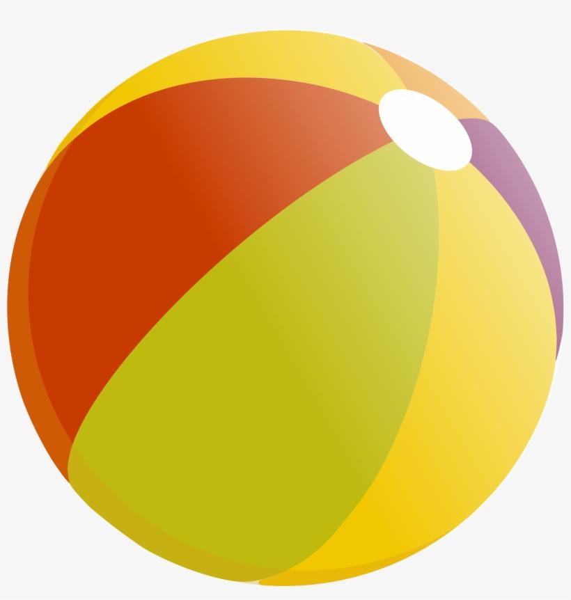 Beach Ball Summer Clip Art Summer Clip Art Vinyl Advice - Beach Ball Vector Png, transparent png #163008