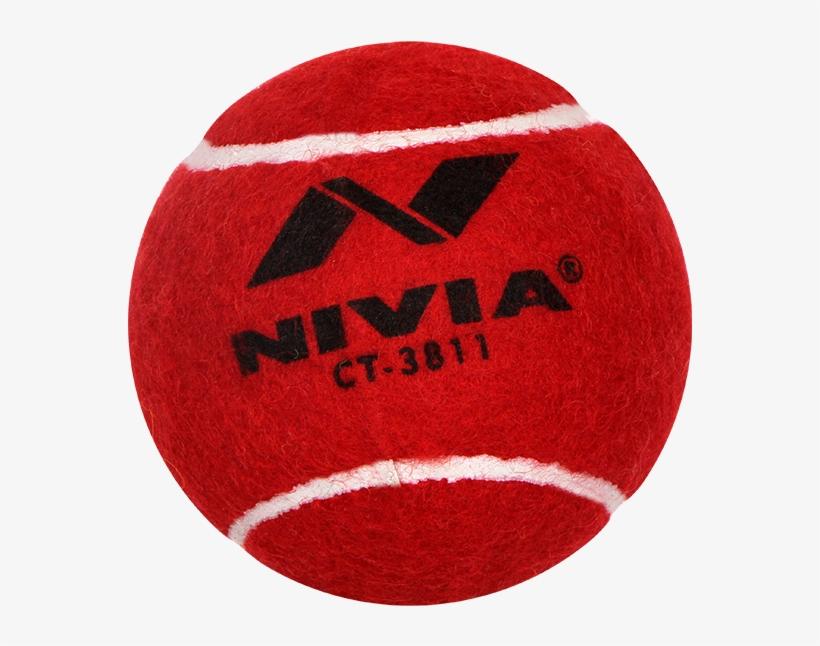 Png - Nivia Heavy Cricket Tennis Balls, transparent png #163248