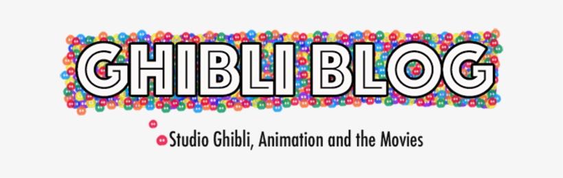 Studio Ghibli, Animation And The Movies - Studio Ghibli, transparent png #165108