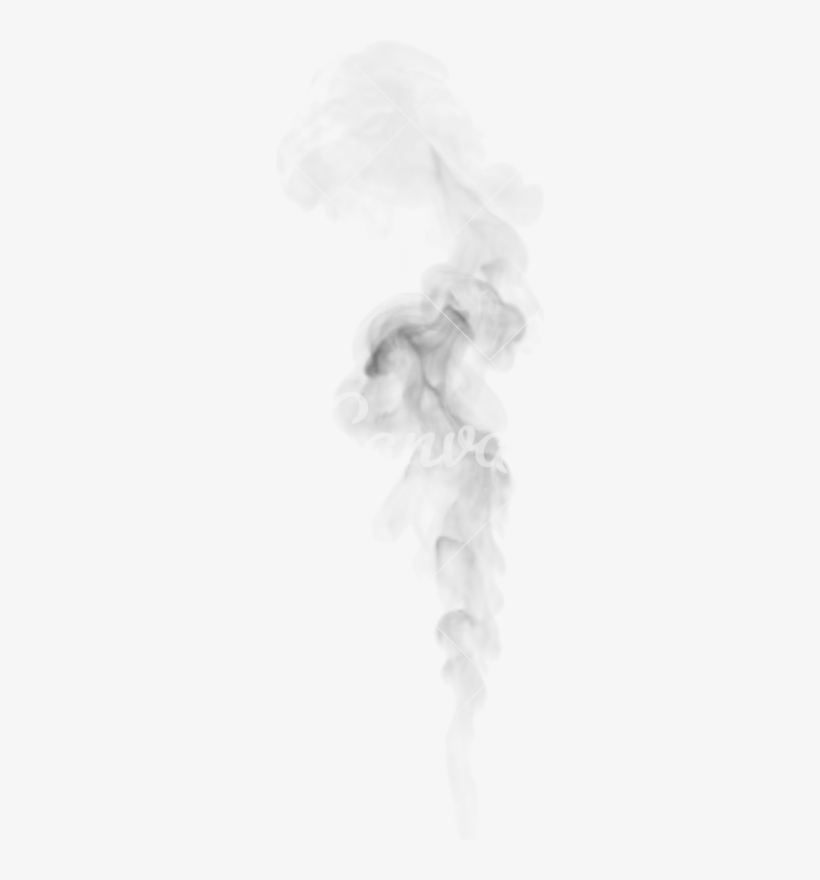Transparent Cigarette Smoke Png Image Royalty Free - Sketch, transparent png #168001