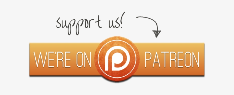 Patreon Logo Transparent - Support Us On Patreon, transparent png #169086