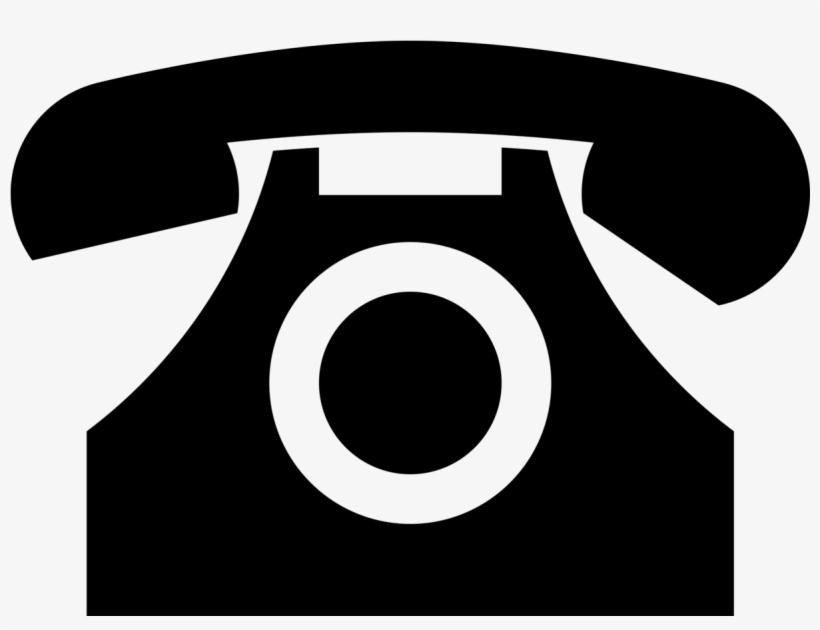 Phone - Land Phone Logo Png, transparent png #169690