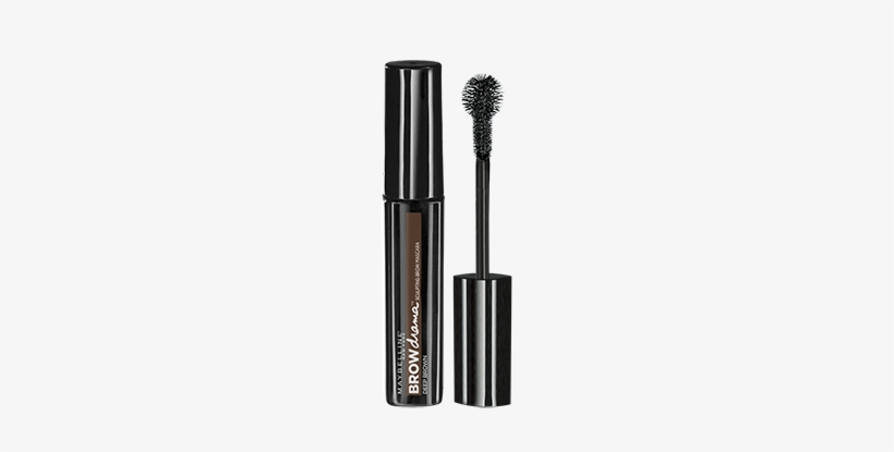 It's Not A Matte Texture But A Gel And It Tends To - Maybelline Brow Drama, transparent png #1601351