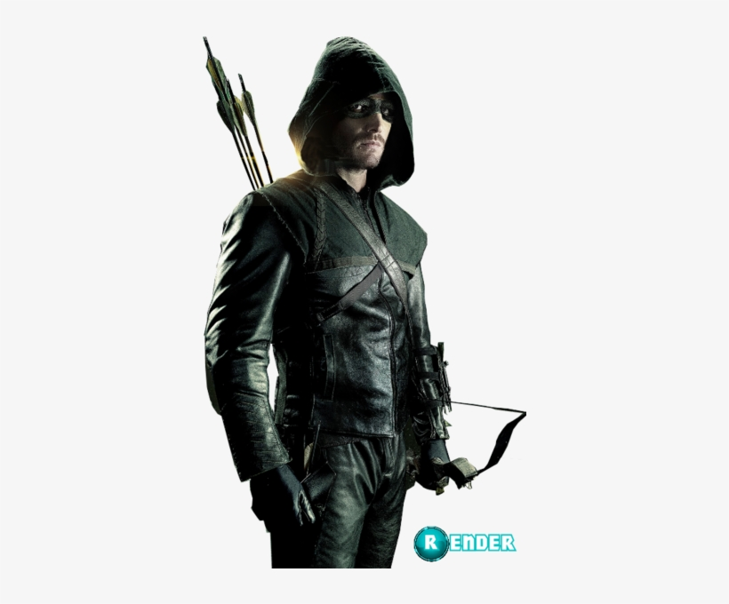 Green Arrow Cw Png - Arrow Tv Show Green Arrow, transparent png #1601396