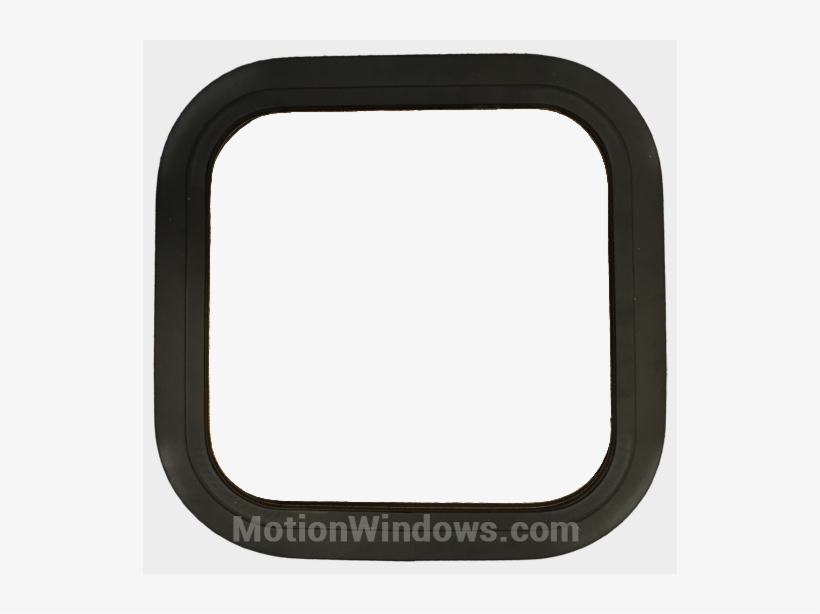Anodized Black Frame Anodized Black Frame - Paper Product, transparent png #1601719