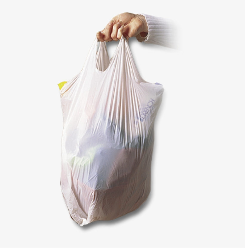 Plastic Shopping Bags - Plastic Shopping Bag Png, transparent png #1608123