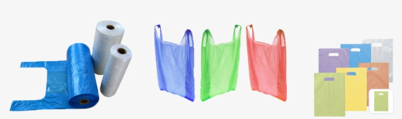 Manufacturer And Supplier Of Plastic Carry Bag In Mumbai - Roll Plastic Carry Bags, transparent png #1608287