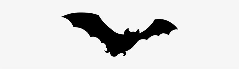 Bat Logo - Halloween Bat Png, transparent png #1609345