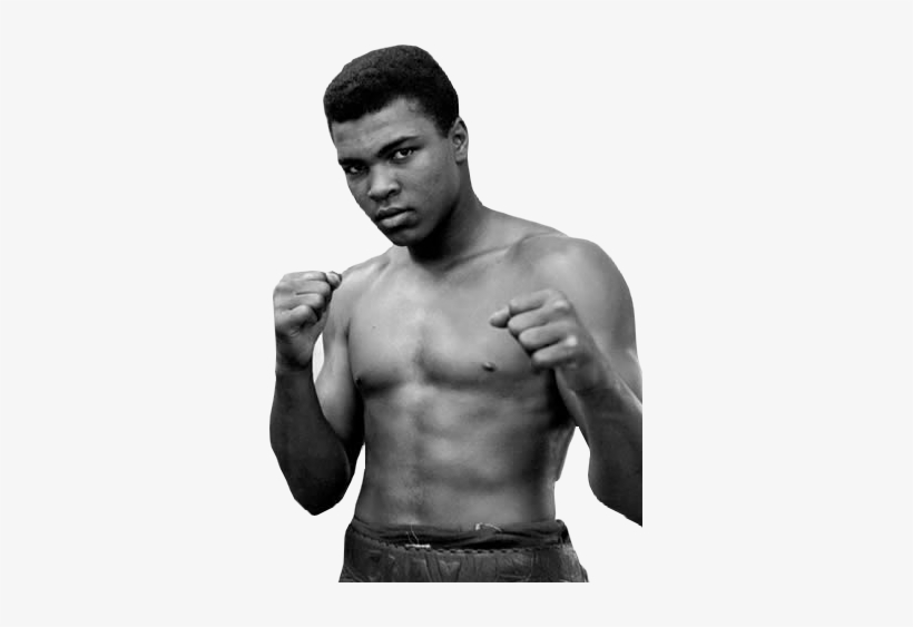 Muhammad Ali-abstylezz - I M So Bad I Make Medicine Sick, transparent png #1612546