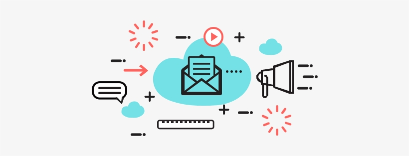 From Strategizing To Designing Bulk E-mails And Sending - Email Marketing, transparent png #1613661