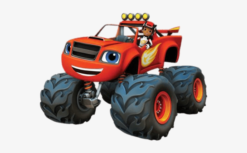 Aj Sitting In Blaze - Blaze And The Monster Machines Png, transparent png #1614859