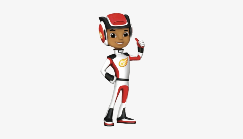 Aj Thumb Up - Leapfrog Blaze And The Monster Machines Imagicard, transparent png #1615017