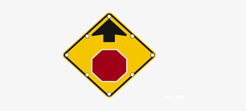 All Signs Archives - Stop Ahead Sign, transparent png #1615431