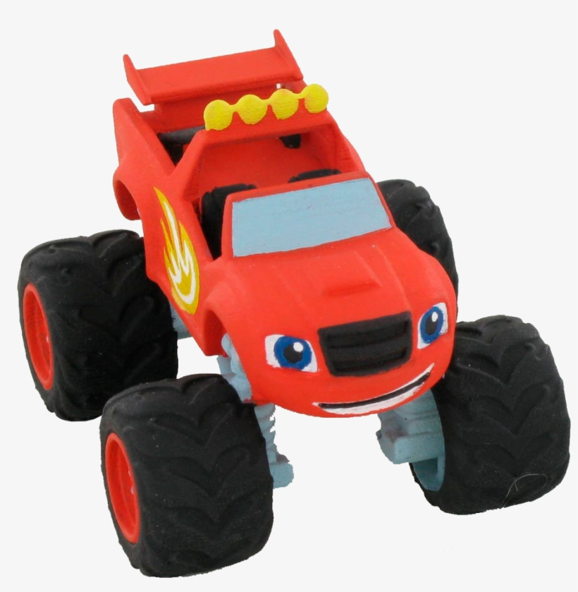 Comansi Blaze Monster Machines Figure - Blaze And The Monster Machines Jucarii, transparent png #1615672
