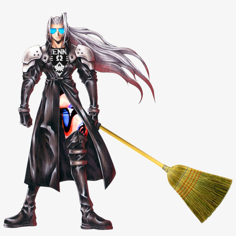 Kenny Omega On Twitter - Final Fantasy Vii Sephiroth Deluxe Cosplay Costume, transparent png #1615713