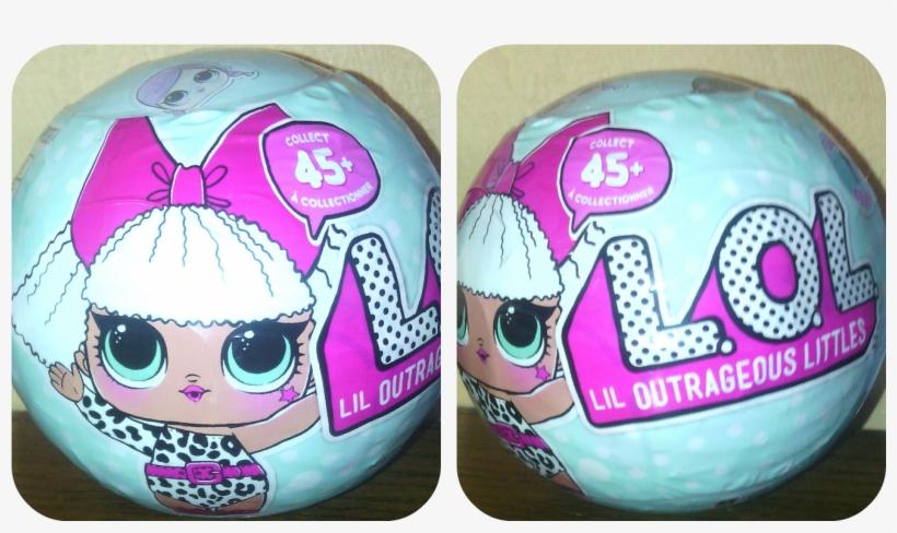 Lol-surprise - L.o.l Surprise Doll Series 2 Assorted, transparent png #1616745