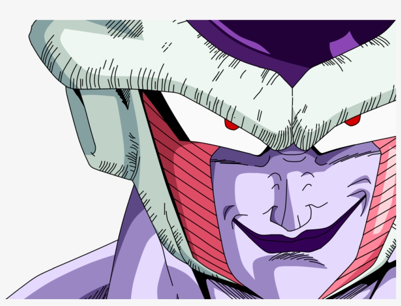 Dragon Ball Z Wallpapers - Frieza Final Form Face, transparent png #1620209