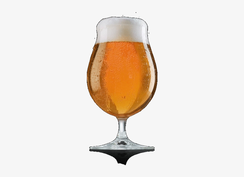 Whats On Tap Beer Glass - Spiegelau Beer Tulip Glass, transparent png #1620614