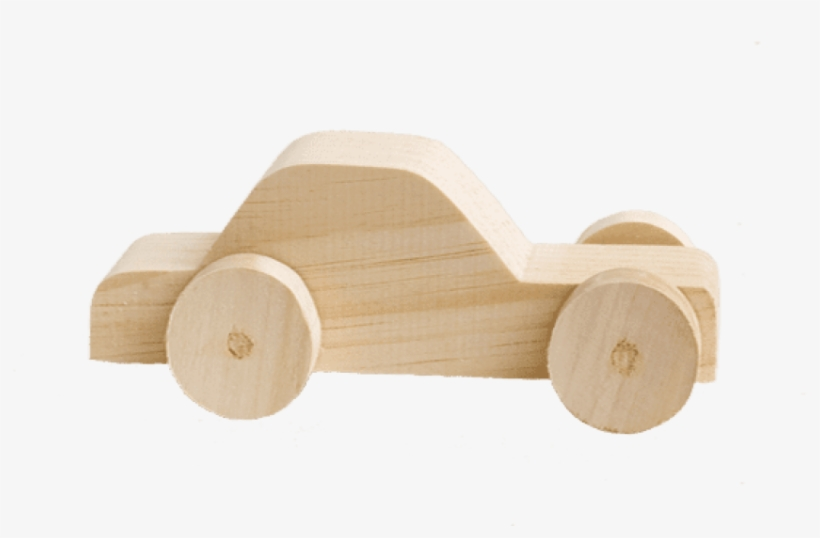 Wooden Toy Transparent Background - Toy Car Without Background, transparent png #1628881