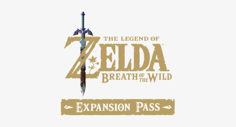 [ Img] - Legend Of Zelda Breath Of The Wild Expansion Pass, transparent png #1629740