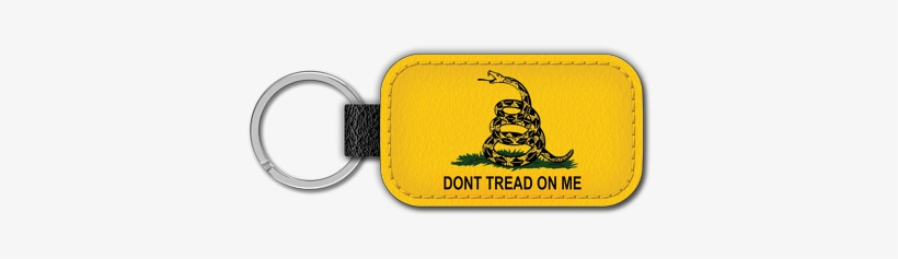 """Gadsden """"don't Tread On Me"""" Keychain - Dont Tread On Me Keychain, transparent png #1630003"""