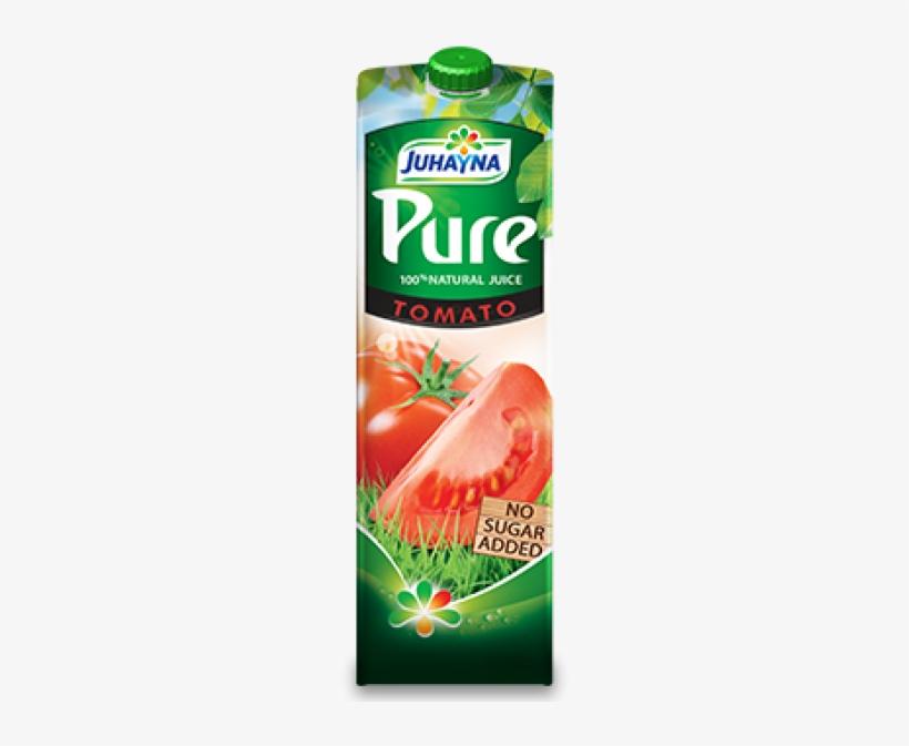 More Views - Tomato Juice Juhayna, transparent png #1630496